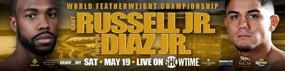 Gary Russell Jr vs Joseph Diaz Jr