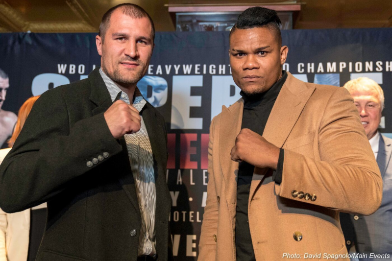 Kovalev and Alvarez
