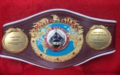 WBO Belt