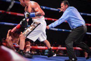 sanchez fight