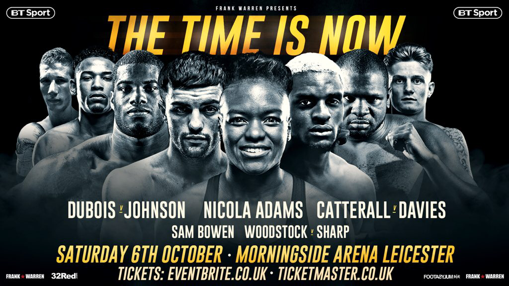 Tickets Now On Sale for 'The Time Is Now'