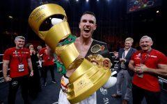 Callum Smith – Muhammad Ai Trophy