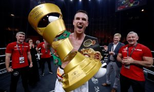 Callum Smith – Muhammad Ai Trophy