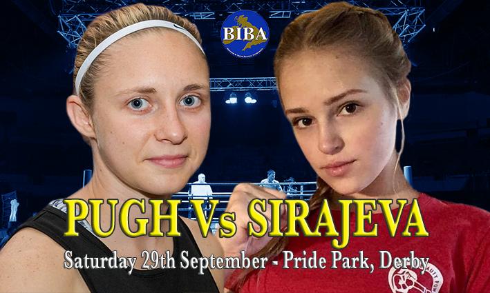 Emily Pugh vs Sirajeva