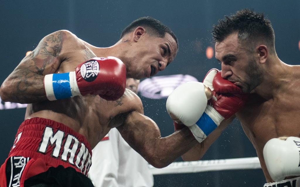 Emmanuel Rodriguez vs Jason Moloney