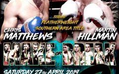 Chris Matthews vs Martin Hillman