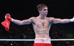 Michael Conlan middle finger