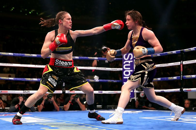 Delhine-Persoon-Katie-Taylor-Boxing-Madison-Square-Garden