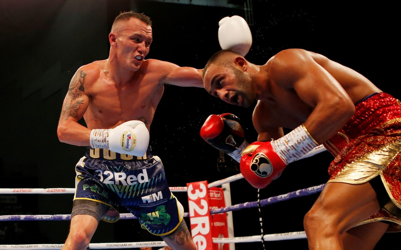 Josh-Warrington-Kid-Galahad-photo-credit-Action-Images