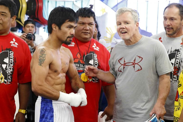 Manny-Pacquiao-Buboy-Fernandez-Freddie-Roach-Justin-Fortune