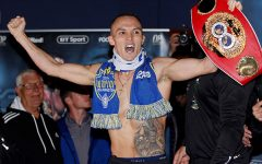 Josh Warrington & Kid Galahad Weigh-In