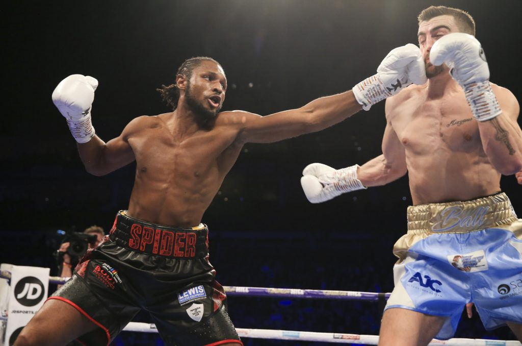Richards: We're Looking For A Knockout
