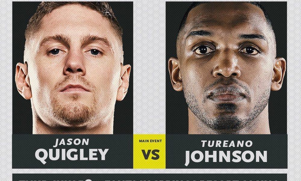 Quigley vs. Johnson