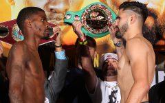 Maurice Hooker vs Jose Ramirez weights