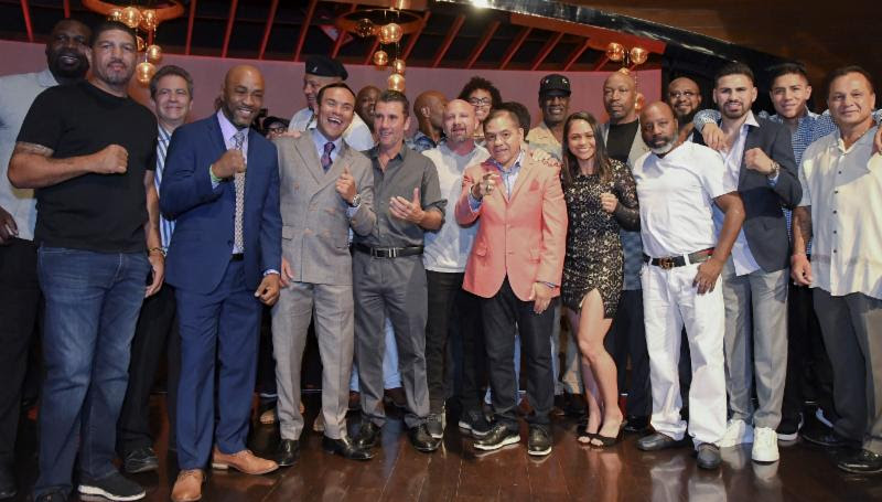 2019 Nevada Boxing Hall of Fame Induction Weekend