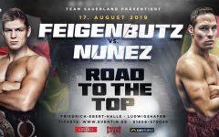 Vincent Feigenbutz vs Cesar Nunez