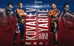 ANTHONY YARDE vs Sergey Kovalev