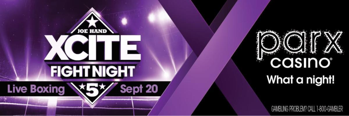 Xcite Fight Night 5