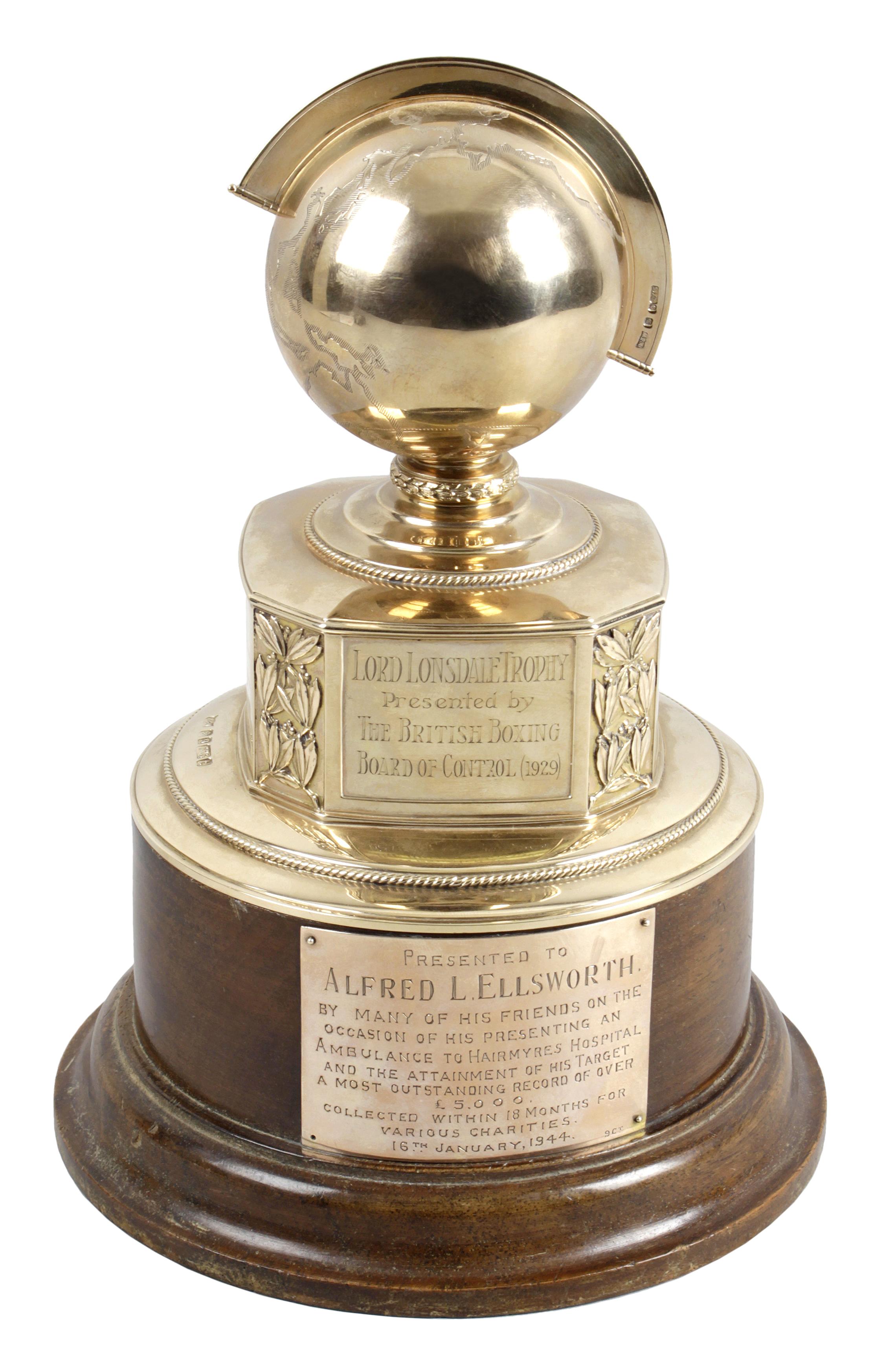 Benny Lynch Trophy