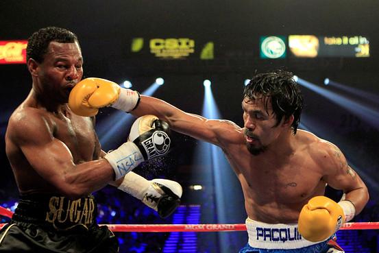 Manny Pacquiao vs mosley