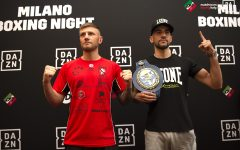 Domenico Valentino vs Francesco Patera