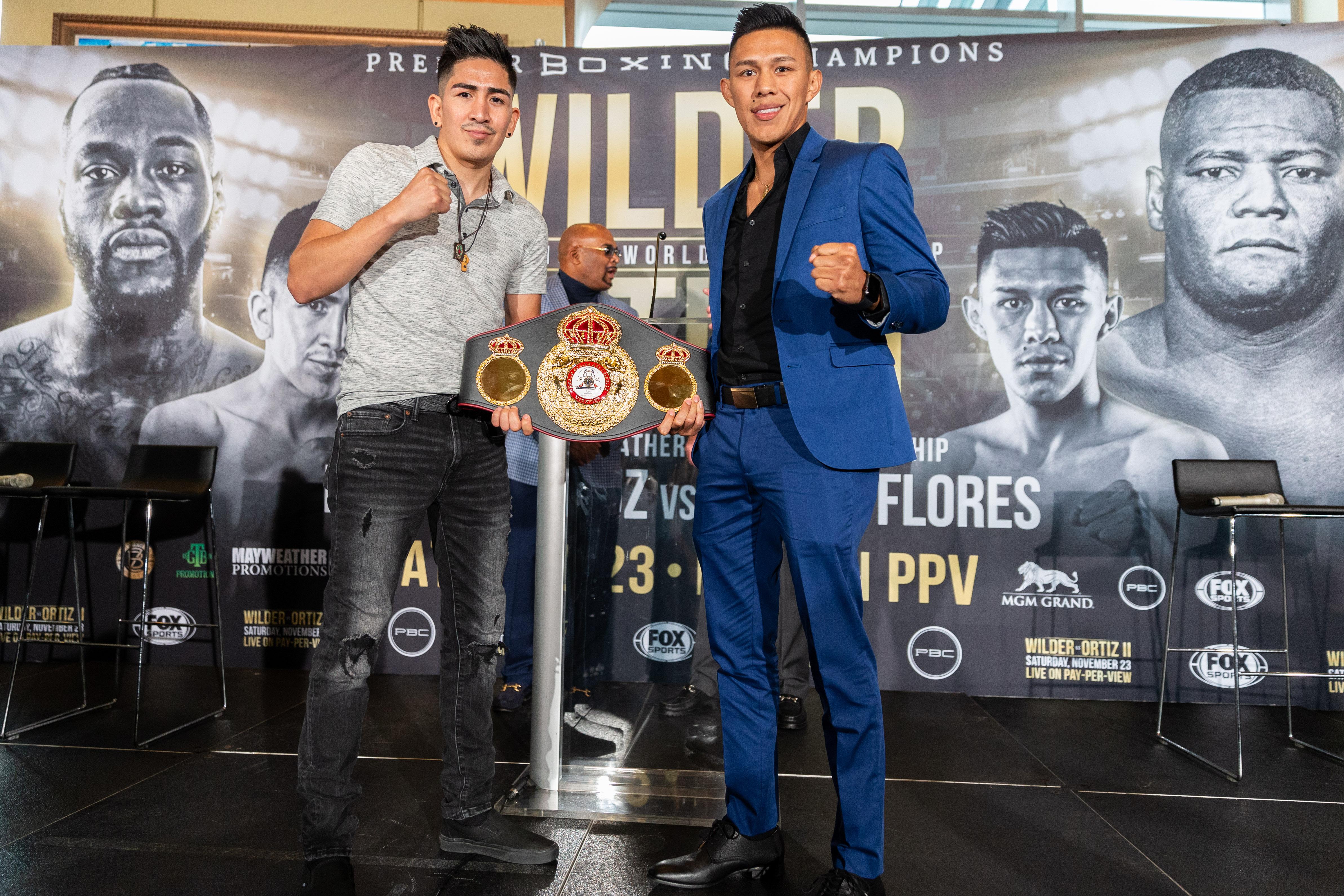 Santa Cruz vs Flores Fight Presser_11_23_2019_Presser_Nabeel Ahmad _ Premier Boxing Champions