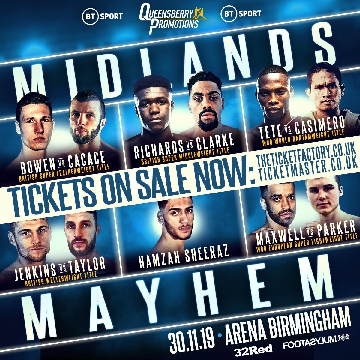 Midlands Mayhem