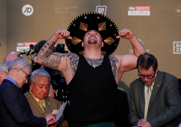 Andy-Ruiz-Jr-Anthony-Joshua-Weigh-In-Action-Images-via-Reuters