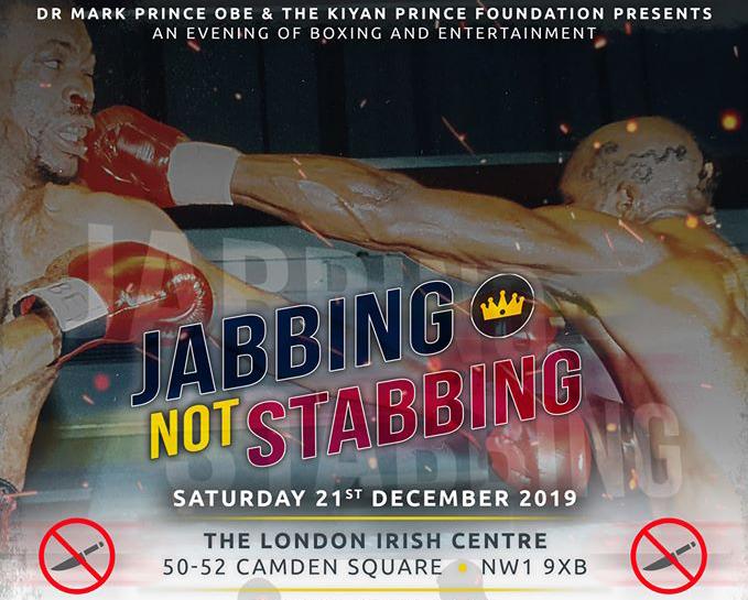 Jabbing Not Stabbing