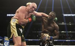 Deontay Wilder (right) vs Tyson Fury (left)