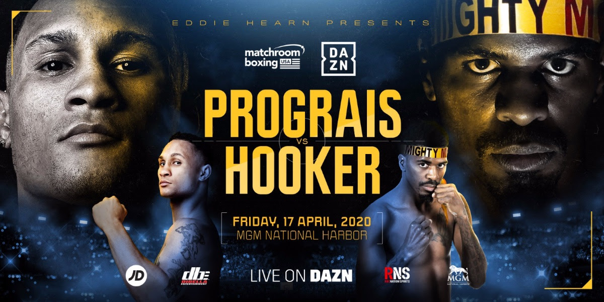 PROGRAIS AND HOOKER