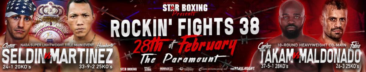 Rockin Fights 38