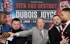 Tyson Fury has his say on Joe Joyce vs Daniel Dubois
