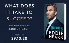 HODDER TO PUBLISH GUIDE TO SUCCESS BY BOXING PROMOTER, EDDIE HEARN