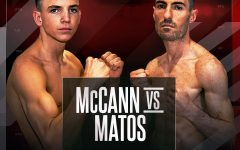 DENNIS MCCANN vs Pedro Matos.