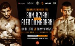 Samir Ziani and Alex Dilmaghani.