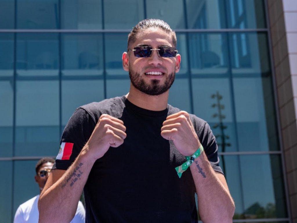 Gilberto Ramirez vs. Sullivan Barrera